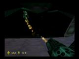 Turok 2: Seeds of Evil Nintendo 64 You can fly but, I can shoot. And kill you!