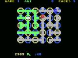 Zenji MSX A big maze; avoid the flames that wander about!