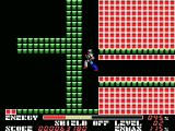Thexder MSX Another confusing maze...