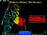 Cobra ZX Spectrum Loading screen