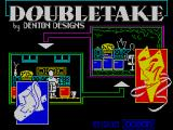Double Take ZX Spectrum Loading screen