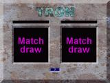 UwiTron Windows Draw - no one has won the two-game match