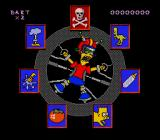 Virtual Bart Genesis Stage Selection