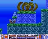 Quik the Thunder Rabbit Amiga Smashing Sea