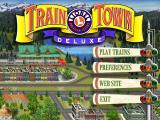 3-D Ultra Lionel Train Town Deluxe Windows Title Screen