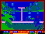 Super Seymour Saves the Planet ZX Spectrum Dead