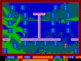 Super Seymour Saves the Planet ZX Spectrum Game start
