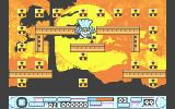 Super Seymour Saves the Planet Atari ST Game start