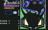 David's Midnight Magic Commodore 64 Startup