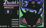 David's Midnight Magic Commodore 64 Hit the fruit target