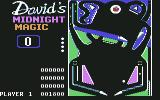 David's Midnight Magic Commodore 64 Just made the bumpers change color