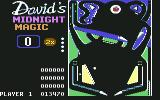 David's Midnight Magic Commodore 64 2x Bonus