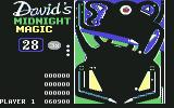 David's Midnight Magic Commodore 64 Multiball