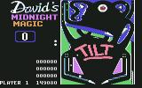 David's Midnight Magic Commodore 64 Tilt