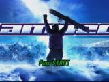 Amped: Freestyle Snowboarding Xbox Start Screen