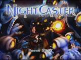 Nightcaster: Defeat the Darkness Xbox Title Screen