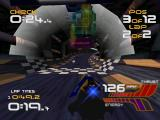 WipEout XL Windows Missile Hit!