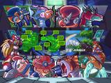 Mega Man X4 Windows Level Selection Screen (Zero)