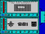 Spy vs. Spy III: Arctic Antics ZX Spectrum Control choice