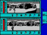 Spy vs. Spy III: Arctic Antics ZX Spectrum Game start