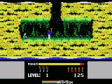 H.E.R.O. MSX Rescue the trapped miner at the bottom of each level