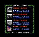 Side Pocket NES Let's begin the challenge!