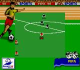 FIFA 98: Road to World Cup Game Boy Canada vs. the USA! A battle of the 2 powerhouses!
