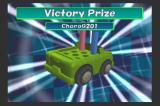 ChoroQ PlayStation 2 When you place first in a specific race for the first time, you'll unlock a new body style.