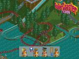 RollerCoaster Tycoon Windows Main menu