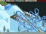 RollerCoaster Tycoon: Loopy Landscapes Windows Winter Wonderland