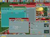 RollerCoaster Tycoon Windows Management screens