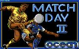 Match Day II Commodore 64 Loading screen