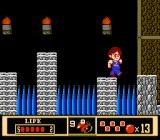 Jackie Chan's Action Kung Fu NES These platforms are kind enough to spring up between spikes at opportune times