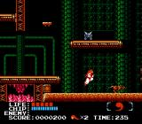 Kabuki: Quantum Fighter NES Level 1