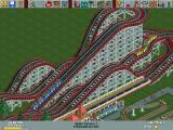 RollerCoaster Tycoon Windows Got a roller coaster.
