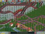 RollerCoaster Tycoon Windows Two coasters!