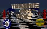 Theatre of War DOS Title screen
