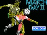 Match Day II MSX Loading screen