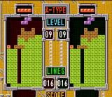Tetris & Dr. Mario SNES Clearing two or more lines at the same time, you'll add garbage blocks in the opponent's play field.