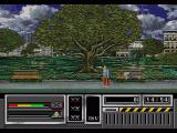 Citizen X SEGA CD In-game