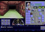 Eye of the Beholder SEGA CD Our journey begins in the sewers.