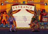 Eternal Champions: Challenge from the Dark Side SEGA CD Rax vs. Slash