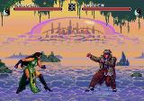 Eternal Champions: Challenge from the Dark Side SEGA CD Shadow vs. Larcen