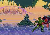 Eternal Champions: Challenge from the Dark Side SEGA CD Midnight gets treated roughly...