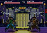 Eternal Champions: Challenge from the Dark Side SEGA CD Dawson vs. Dawson