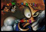 Earthworm Jim: Special Edition SEGA CD Loading screen, on the upper left we see the bosses.