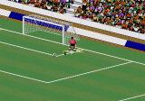 FIFA International Soccer SEGA CD Goalie's turn