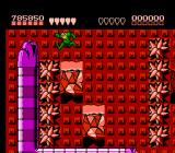 Battletoads NES The snake level-- one of the toughest levels of any video game ever