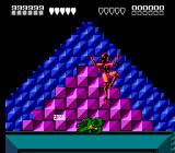 Battletoads NES At the top of the tower