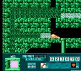 Digger T. Rock: Legend of the Lost City NES Digger can only take so much of a fall